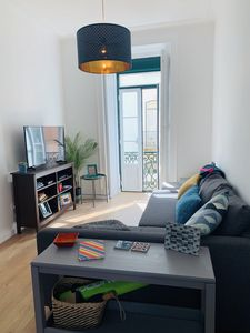 Photo for Quiet 2 BD with Terrace in Campo de Ourique