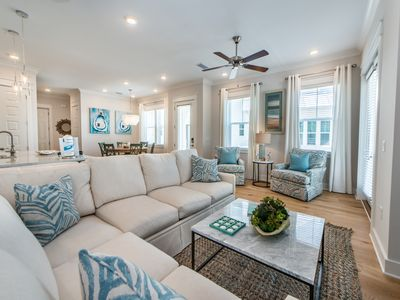 Photo for 1,740+ SQ FT ~ 3 Bikes! Zero Entry Pool, Bike to Beach ~ 30A Beach Therapy at Prominence North 30A
