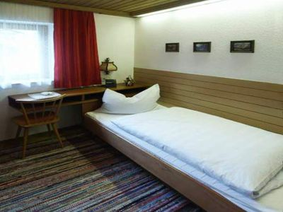 Photo for Single room with fl. Water - Bed and Breakfast Stubachblick