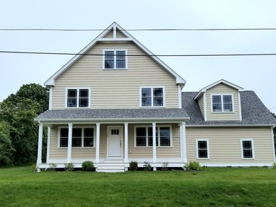 Photo for Gorgeous Brand New Beach House Short Walk To Water Great For Families Central AC