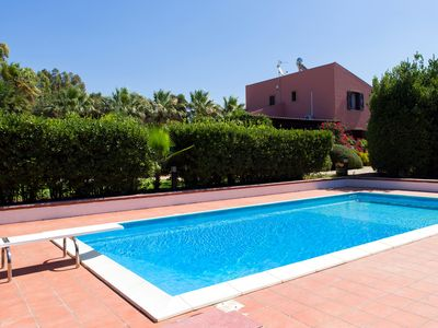 Photo for Holiday house Con piscina