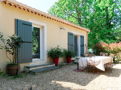 Photo for Vacation home Angèle (CRP120) in Carpentras - 4 persons, 1 bedrooms
