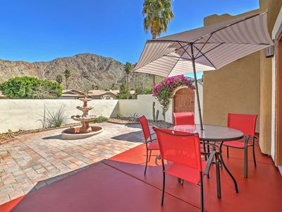 Photo for La Quinta House w/ Rooftop Deck-5 Mi to Festivals!
