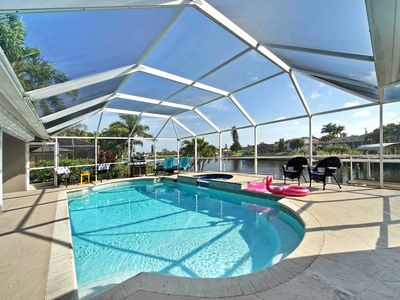 Photo for 16% OFF! -SWFL Rentals - Villa Rae - Exquisite Vacation Home in Prime Location!