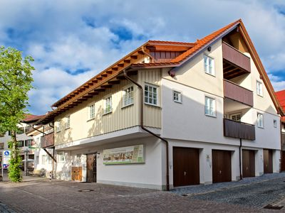 """Photo for Oberstaufen center: TOP-Chalet """"Nagelfluh"""" with hotel connection / O-Plus-Karte"""