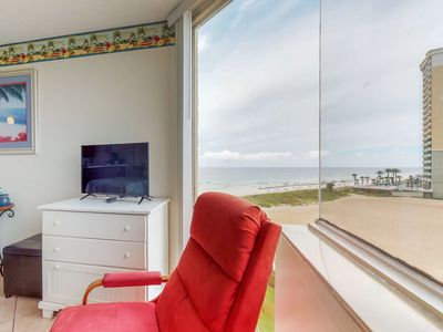 Photo for Top of the Gulf studio by the sand w/shared pools & sun deck - snowbirds welcome