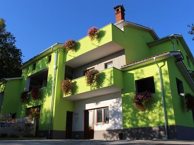 Photo for Studio Apartment Astra, Guesthouse Casetta Verde, rural, Cental Istria