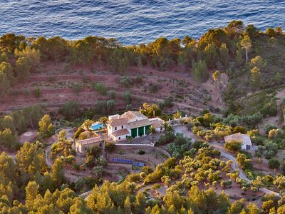 Photo for Finca Can Salas, an oasis of calm in the middle of the Sierra de Tramuntana