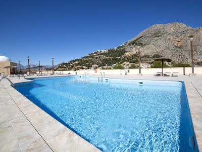 Photo for Apartment The Heights in Altea - 6 persons, 3 bedrooms