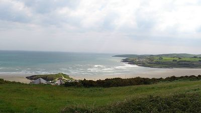 Photo for A Haven With Panoramic Hilltop Views Over The Atlantic Ocean And Clonakilty Bay