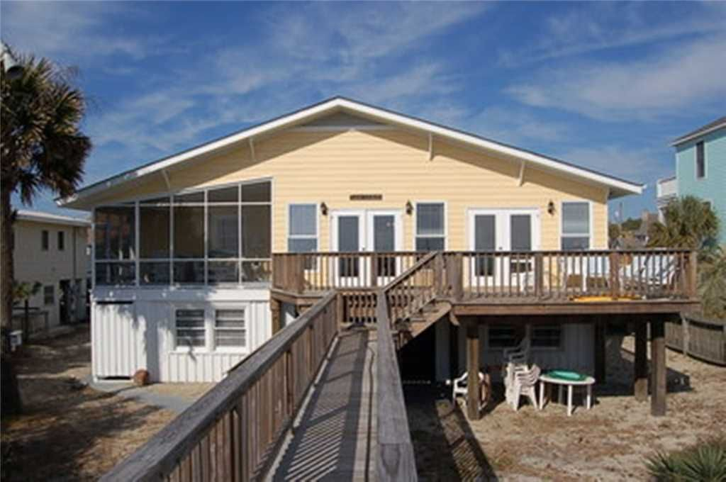 Pawleys Island House For Rent