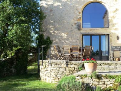 Photo for Le Vigneron - Farmhouse that overlook miles of woodland