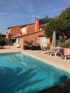 Photo for 3BR Villa Vacation Rental in Fréjus, Provence-Alpes-Côte-D'Azur