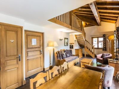 Photo for Residence & Spa Vallorcine Mont Blanc ***** - Duplex 3 Rooms 6 People