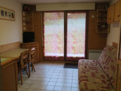 Photo for Apartment Châtel, studio flat, 3 persons