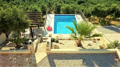 Photo for Villa Alexey-private pool, mountain and sea views, near the beach and facilities