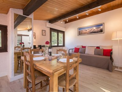 Photo for Appartement Le Carlaveyron, Les Houches (Chamonix), France
