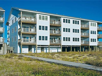 Photo for Lovely Oceanfront Condo w/Resort Pool & Elevator, PlayStation 3, Beach Boardwalk