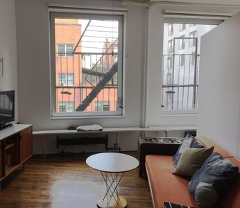 Photo for Loft Style SoHo Sublet-Minimum 30 days