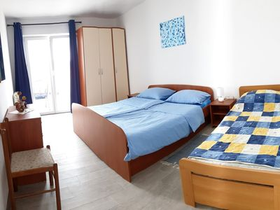 Photo for Apartments Korina Rab / Two Bedrooms A1