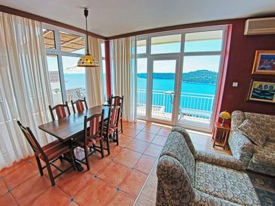 Photo for Apartment 256 m from the center of Dubrovnik with Internet, Air conditioning, Parking, Terrace (992768)