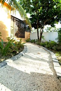 Pathway to Patio