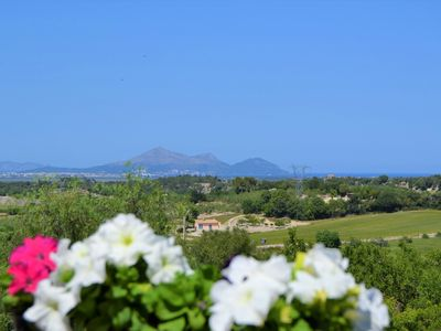 Photo for Cas Padri Village house with views of the Serra de Tramuntana 130