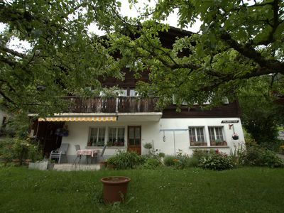 Photo for Neat house with view at the mountains, 3km from Lake Brienz
