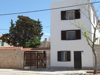 Photo for Apartment in Vinjerac (Zadar), capacity 4+1