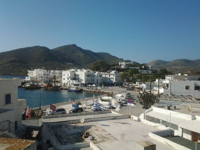 Photo for Ios Cycladic Seafront Suites - Sunshine Suite