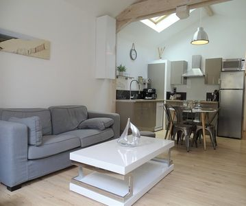 Photo for ARCACHON PRETTY RENOVATED HOUSE 100 M FROM THE BEACH