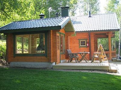 Photo for Vacation home Rantatupa  in Ruovesi, Häme Pirkanmaa - 3 persons, 1 bedroom