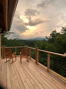 Photo for Minutes from downtown Pigeon Forge and Dollywood. Incredible view 2 Bedroom .