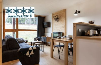 Photo for Ski in ski out - Warm apartment - Arc 1800 - 4 crystals