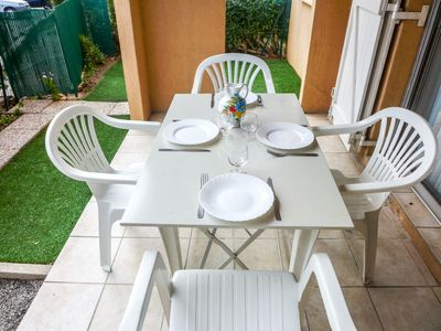 Photo for Apartment Le Lagon Bleu in Fréjus - 5 persons, 1 bedrooms