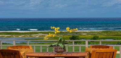 Exceptional views from the lanai
