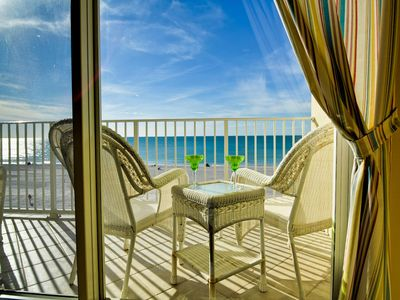 Chateaus on White Sands 502 Beachfront Condo