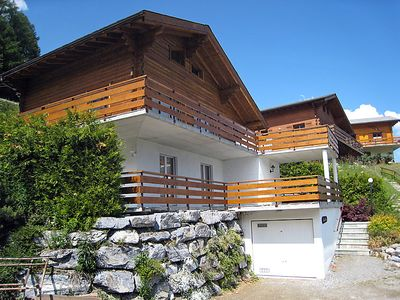 Photo for Vacation home Chalet Coeur in La Tzoumaz - 8 persons, 4 bedrooms