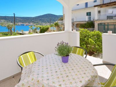 Photo for Holiday home Marija, (15513), Vinišće, Trogir riviera, Croatia
