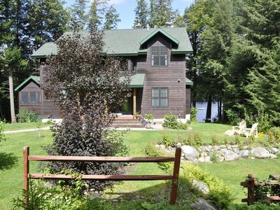Photo for Spectacular Lake House with Great Waterfront, Incredible Views, Utmost Privacy
