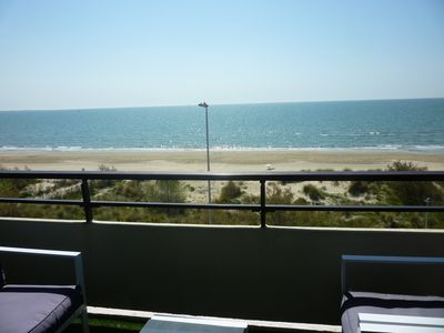 Photo for Holidays in La Grande-Motte in contemporary F3 ranked by the sea!