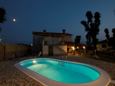 Photo for Holiday house villa with pool