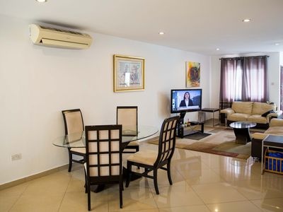 Photo for Beautiful and Secured 4.5 bedroom Townhouse For Rental at East Legon
