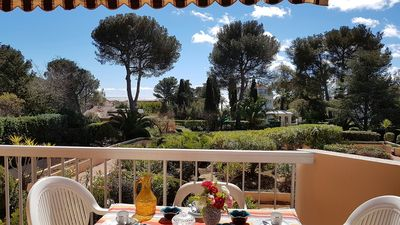 Photo for Charming apartment classified 3 * for 4 by the sea with sea view. Private parking