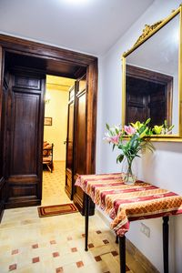 Photo for Apartment Sancti Petrus et Aurelia, with private garden and parking space.