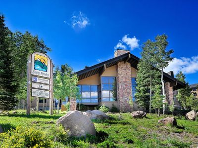 Photo for BRIAN HEAD ~1 BD CONDO~ Cedar Breaks Lodge INDOOR POOL/SAUNA/HOT TUBS/SPA/WIFI