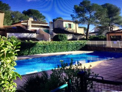 Photo for St Raphael T2 beautiful residential terrace