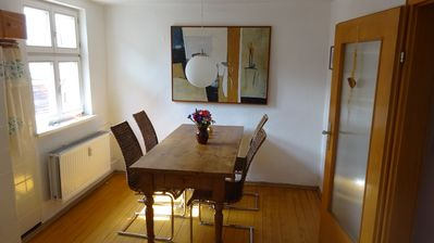 Photo for Cozy apartment in the old town of Dinkelsbühl on the romantic road