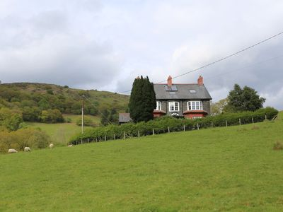 Photo for Large traditional detached house in the beautiful Welsh countryside.