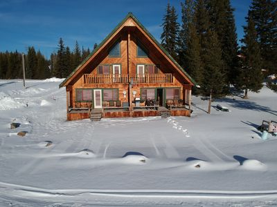 Photo for McCulloch Lake Resort Rentals on Hydraulic lake